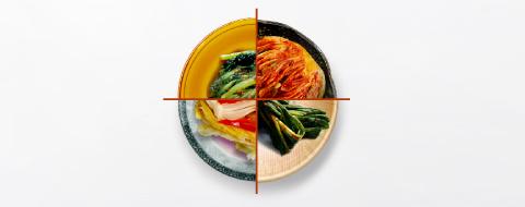 김치 종류별 숙성 모드